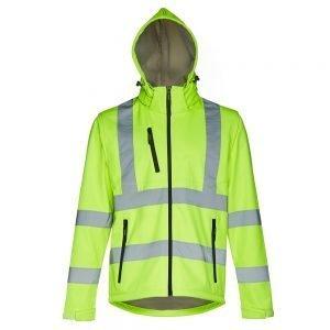 casaco alta visibilidade